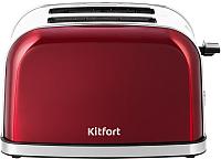 Тостер Kitfort KT-2036-1 (красный) -