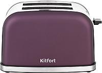 Тостер Kitfort KT-2036-3 (сиреневый) -