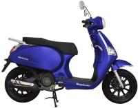 Скутер Regulmoto Estate 125 / LJ125T-V (синий) -