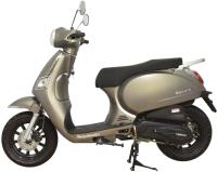 Скутер Regulmoto Estate 125 / LJ125T-V (серый) -