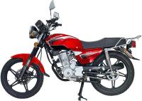 Мотоцикл Regulmoto RM 125 (красный) -