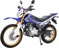 Мотоцикл Regulmoto SK 200GY-5 (синий) -