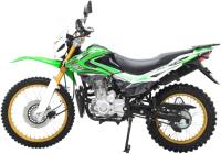 Мотоцикл Regulmoto SK 200GY-5 (зеленый) -