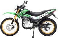 Мотоцикл Regulmoto SK 250GY-5 (зеленый) -