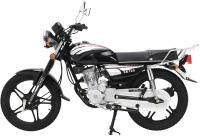 Мотоцикл Regulmoto SK-125 (черный) -