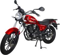 Мотоцикл Regulmoto SK150-8 (красный) -