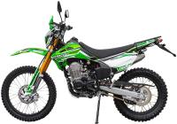 Мотоцикл кроссовый Regulmoto Sport-003 (зеленый) -