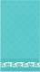 Полотенце Нордтекс Волшебная ночь 70x140 (морская волна) -