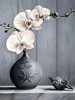 Набор алмазной вышивки Алмазная живопись Орхидея / АЖ-1679 -