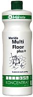 Универсальное чистящее средство Merida Multi Floor Plus+ для водостойких поверхностей (1л) -