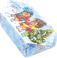 Набор коробок подарочных Белбогемия Веселого Нового года! 25202298 / 85707 (5шт) -