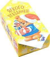 Набор коробок подарочных Белбогемия Яркого праздника 25595432 / 91137 (5шт) -