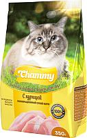 Корм для кошек Chammy С курицей (350г) -