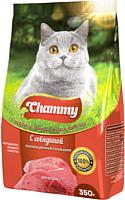 Корм для кошек Chammy С говядиной (350г) -