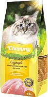 Корм для кошек Chammy С курицей (1.9кг) -