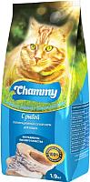 Корм для кошек Chammy С рыбой (1.9кг) -