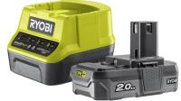 Аккумулятор для электроинструмента Ryobi RC18120-120 (5133003368) -