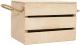 Ящик для хранения Белэкспоформ 1801 (древесный) -