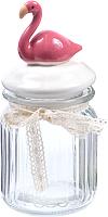 Емкость для хранения Белбогемия Фламинго 25551365 / 89020 -