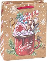 Набор пакетов подарочных Белбогемия С заботой и теплом 25556084 / 86102 (12шт) -