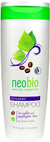 Шампунь для волос NeoBio Объем (250мл) -