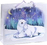 Набор пакетов подарочных Белбогемия Чудес в Новом Году 25555959 / 85746 (12шт) -