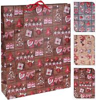 Набор пакетов подарочных Белбогемия ABD810440 / 86206 (6шт) -