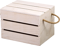 Ящик для хранения Белэкспоформ 1801 (белый) -