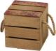 Ящик для хранения Белэкспоформ 1804.2.4 (коричневый) -