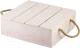 Ящик для хранения Белэкспоформ 1807.1 (белый) -