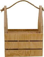 Ящик для хранения Белэкспоформ 1812.1 (древесный) -