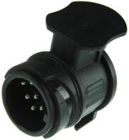 Адаптер розетки фаркопа Bosal 022504 -