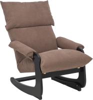 Кресло-качалка Импэкс 81 (венге/Verona Brown) -