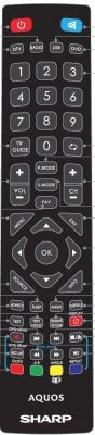 Телевизор Sharp LC-24CHF4012EW -