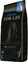 Корм для собак Fitmin For Life Adult Large Breeds (17кг) -