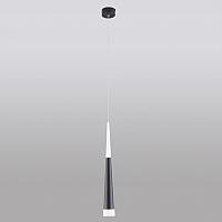 Потолочный светильник Elektrostandard DLR038 7+1W 4200K (черный матовый) -