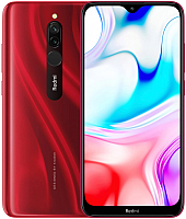 Смартфон Xiaomi Redmi 8 3GB/32GB Ruby Red -