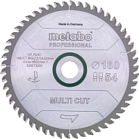 Пильный диск Metabo 628073000 -