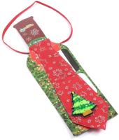 Набор галстуков карнавальных Белбогемия Елочка 10955449 / 75476 (4шт) -