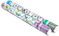 Набор пневмохлопушек Белбогемия Доллар и евро 27216638-2 / 91177 (50см) -