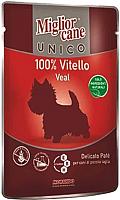 Корм для собак Miglior Cane Unico Veal (150г) -