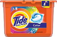 Капсулы для стирки Tide Color (15x24) -