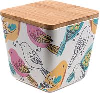 Емкость для хранения Fresca Птицы / BP1111-S-17003 -