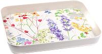 Поднос Fresca Цветы / HH3326BP-1-18010 -
