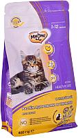 Корм для кошек Мнямс Kitten с индейкой / 703911 (400г) -