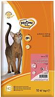 Корм для кошек Мнямс Skin & Coat с лососем / 704055 (10кг) -