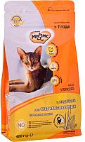 Корм для кошек Мнямс Sterilized с индейкой / 703973 (400г) -