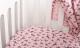 Комплект постельный в кроватку Пеленкино Фламинго / К0108 -
