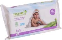 Влажные салфетки Masmi Natural Cotton для детей (60шт) -