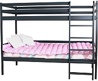 Двухъярусная кровать Можга Р426 (антрацит) -